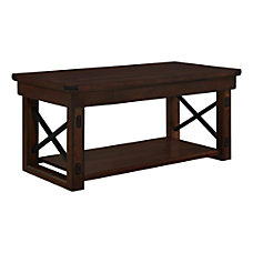 Ameriwood Home Wildwood Coffee Table Rectangular