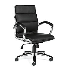 Offices To Go Luxehide Executive Chair