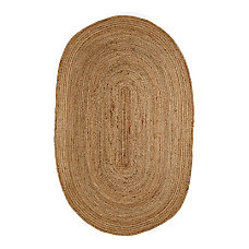 Anji Mountain Kerala Natural Jute Rug