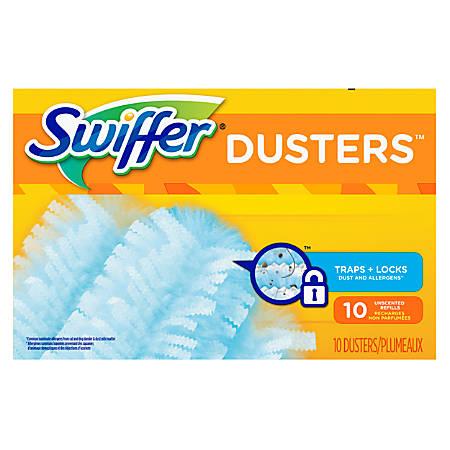 Swiffer® Refills, Duster, Original Scent, Box Of 10 Refills