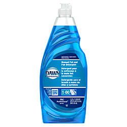 Dawn Manual Dishwashing Liquid Liquid 030