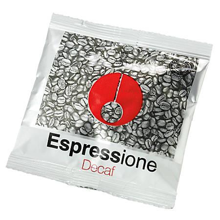 Espressione E.S.E. Decaffeinated Pods, 7 Grams, Pack Of 150