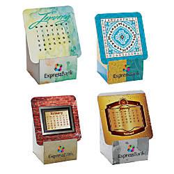 Desktop Calendar Coasters 3 34 H