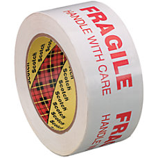 3M 3772 Printed Message Tape 3