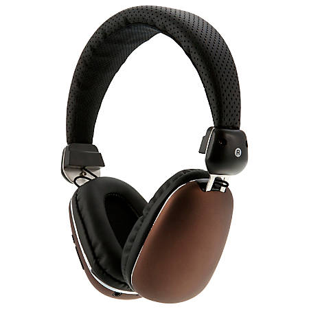 iLive Bluetooth® Over-The-Ear Headphones, Aviator With Case, IAHP46BZ