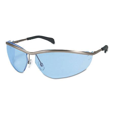 KLONDIKE SAFETY GLASSESMETAL FRAME LIGHT BLUE