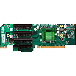 Supermicro RSC R2UU A4E8 Left Slot