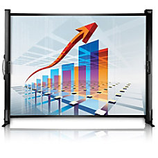 epson es1000 tabletop projection screen - Projection Screens
