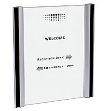 ALBA Document Holder For Walls And
