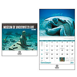 Museum of Underwater Art 13 Month