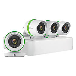 EZVIZ Home 8 Channel Surveillance System