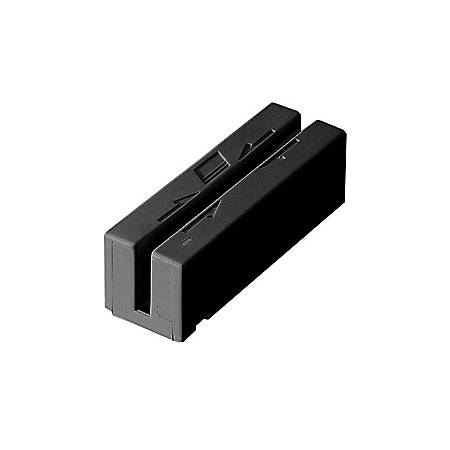 MagTek Magnetic Stripe Swipe Card Reader - Dual Track - Black