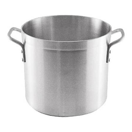 Vollrath Arkadia™ Aluminum Stock Pot, 12 Qt, Silver