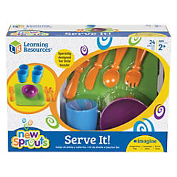 New Sprouts Role Play Dish Set
