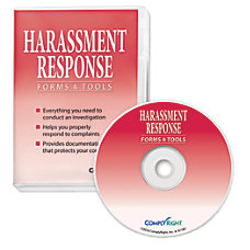 ComplyRight Harassment Investigation Response CD