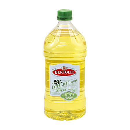 Bertolli Extra-Light Tasting Olive Oil, 67.63 Oz Bottle