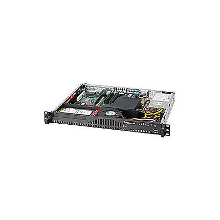 Supermicro SC512-260B Chassis