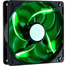CoolerMaster 120mm SickleFlow 120 Green LED