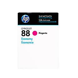 HP 88 Economy Yield Magenta Ink