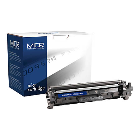 Clover Technologies Group™ MCR30AM (HP CF230A) Remanufactured Black MICR Toner Cartridge