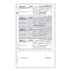 ComplyRight W 2 Tax Forms With