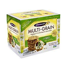 Crunchmaster 5 Seed Multigrain Crunchy Oven