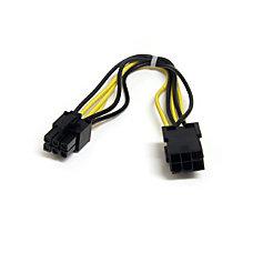 StarTechcom 8in 6 pin PCI Express