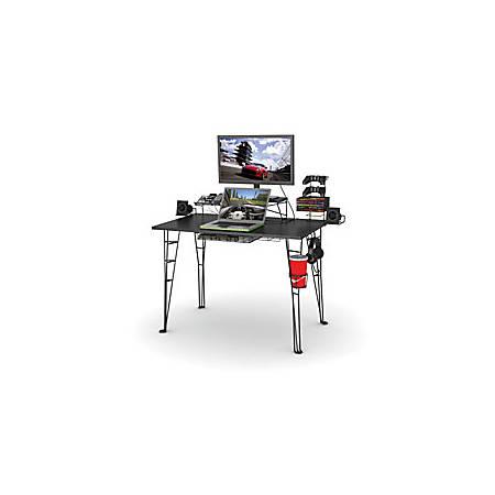 Atlantic Gaming Desk, Black