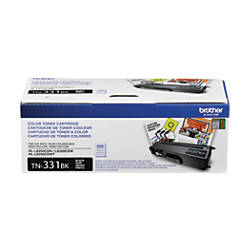 Brother TN 331BK Toner Cartridge Black