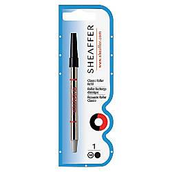 Sheaffer Rollerball Pen Refill Classic Medium