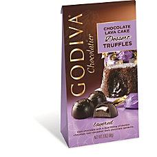 Godiva Chocolate Lava Cake Truffles 425