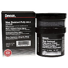 1 LB WEAR RESISTANTPUTTY WR 2