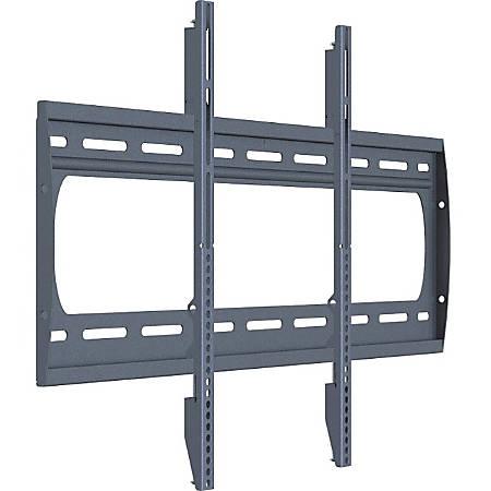 Premier Mounts P4263F Universal Flat Panel Mount - 175 lb - Black