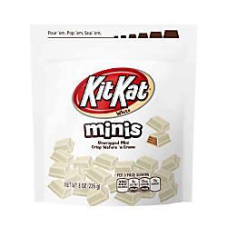 Kit Kat White Chocolate Minis 8