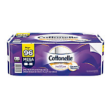 Cottonelle Ultra ComfortCare 2 Ply Mega