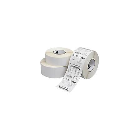 "Zebra Z-Select Receipt Thermal Paper, 3"" x 55', White, Pack Of 36"