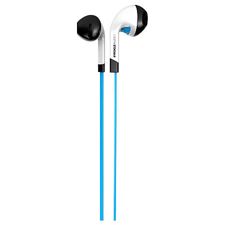 ifrogz InTone Earbuds with Mic