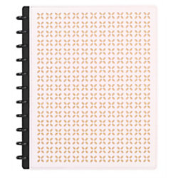 "TUL™ Brilliance Custom Note-Taking System Notebook, 8 1/2"" x 11"", Rose Gold"
