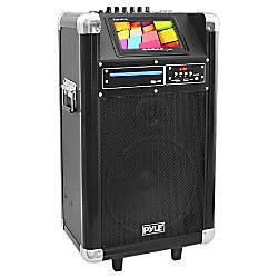 PylePro PKRK10 Karaoke System Item# 644985 at Office Depot in Cypress, TX   Tuggl