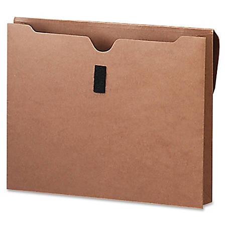Smead expanding velcro closure wallet letter size 2 for Expanding wallet letter size