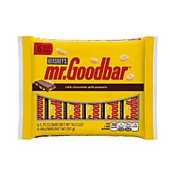 Hershey s Mr Goodbar Chocolate Bars