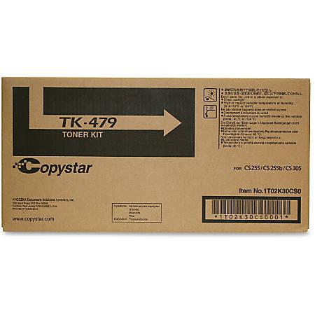 Kyocera Original Toner Cartridge - Laser - 15000 Pages - Black - 1 Each
