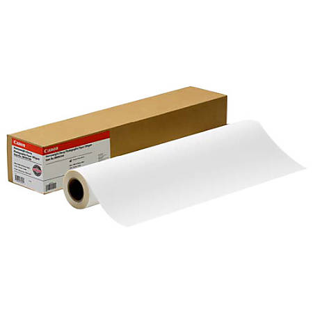Canon Banner Paper
