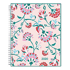 Blue Sky Monthly Safety Wirebound Planner