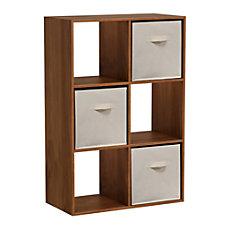 Homestar North America 6 Cube Bookcase