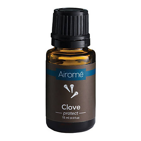 Airome Essential Oils, Clove, 0.5 Fl Oz, Pack Of 2 Bottles