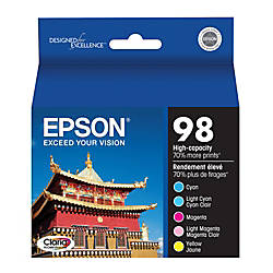 Epson 98 T098920 Claria Hi Definition