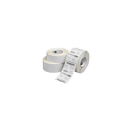 """Zebra Label, BM5028, Polyester 2"""" x 1"""" Thermal Transfer Zebra Z™Ultimate 3000T, 3"""" Core"""
