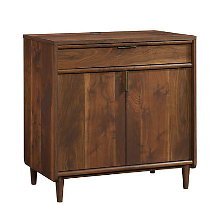 Sauder® Clifford Place Library Base, Grand Walnut