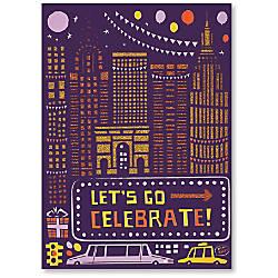 Viabella Birthday Greeting Card With Envelope